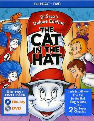 The Cat in the Hat (1971) (Édition Deluxe, Blu-ray + DVD)