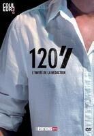 120'' - L'invité de la rédaction (Couleur3) - 120 secondes