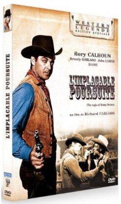 L'implacable poursuite (1958) (Western de Légende, Special Edition)