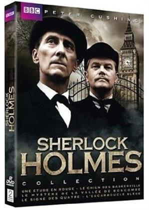 Sherlock Holmes - Collection Vol. 1 (BBC, 2 DVDs)