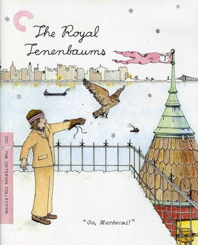 The Royal Tenenbaums (2001) (Criterion Collection)