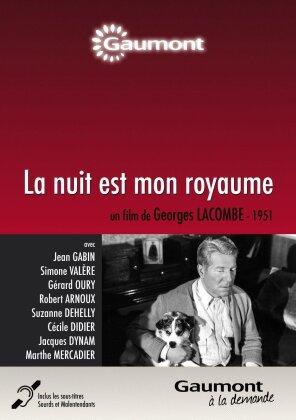 La nuit est mon royaume (1951) (Collection Gaumont à la demande, s/w)