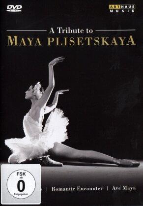 Maya Plisetskaya - A Tribute to Maya Plisetskaya (Arthaus Musik)