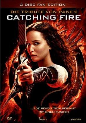 Die Tribute von Panem 2 - Catching Fire (2013) (Fan Edition, 2 DVDs)