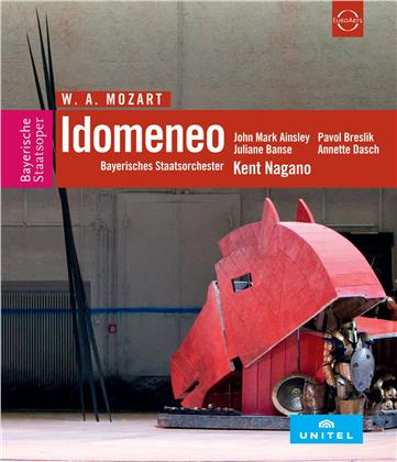 Bayerische Staatsoper, Kent Nagano, John Mark Ainsley, … - Mozart - Idomeneo (Euro Arts, Unitel Classica)