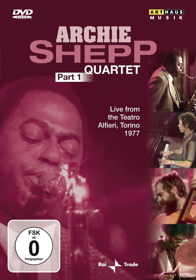 Archie Shepp Quartet - Part 1 (Arthaus)