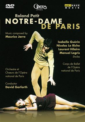 Opera Orchestra & Ballet National De Paris, David Garforth, … - Jarre - Notre-Dame de Paris (Arthaus Musik)
