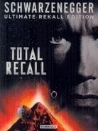 Total Recall - (Ultimate Rekall Edition Blu-ray + DVD) (1990)