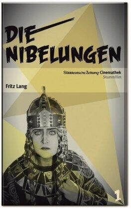 Die Nibelungen - SZ-Cinemathek Stummfilm Nr. 1 (1924) (2 DVDs)