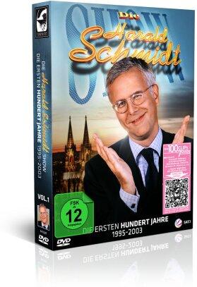 Die Harald Schmidt Show - Die ersten 100 Jahre - 1995-2003 (Neuauflage, 7 DVDs)