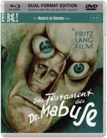 Das Testament des Dr. Mabuse (1933) (Blu-ray + DVD)