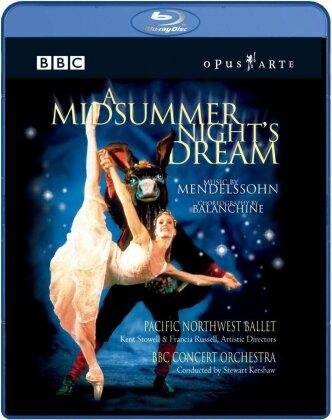 Pacific Northwest Ballet, BBC Concert Orchestra, … - Mendelssohn - A Midsummer Night's Dream (Opus Arte, BBC)