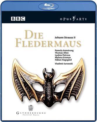 London Philharmonic Orchestra, Vladimir Jurowski, … - Strauss - Die Fledermaus (Opus Arte, Glyndebourne Festival Opera)