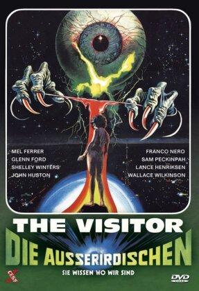 The Visitor - Die Ausserirdischen (1979) (Kleine Hartbox, Cover B, Uncut)