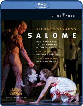Orchestra of the Royal Opera House, Philippe Jordan, … - Strauss - Salome (Opus Arte)