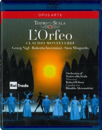Orchestra of the Teatro alla Scala, Rinaldo Alessandrini, … - Monteverdi - L'Orfeo (Opus Arte)