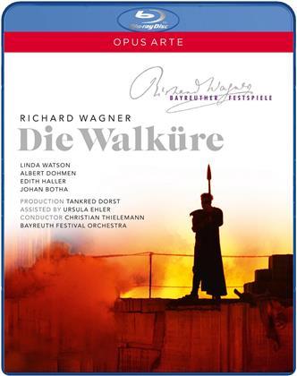 Bayreuther Festspiele Orchestra, Christian Thielemann, … - Wagner - Die Walküre (Opus Arte)