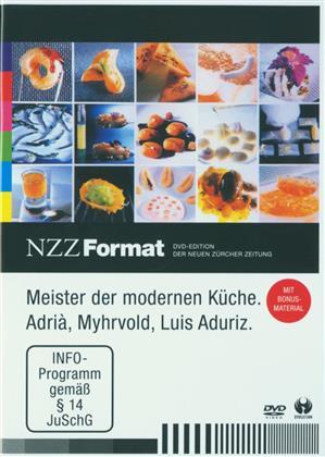 Meister der modernen Küche - NZZ Format