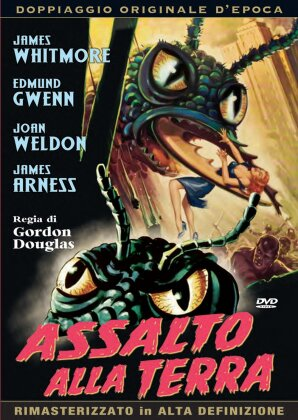 Assalto alla terra (1954) (s/w)