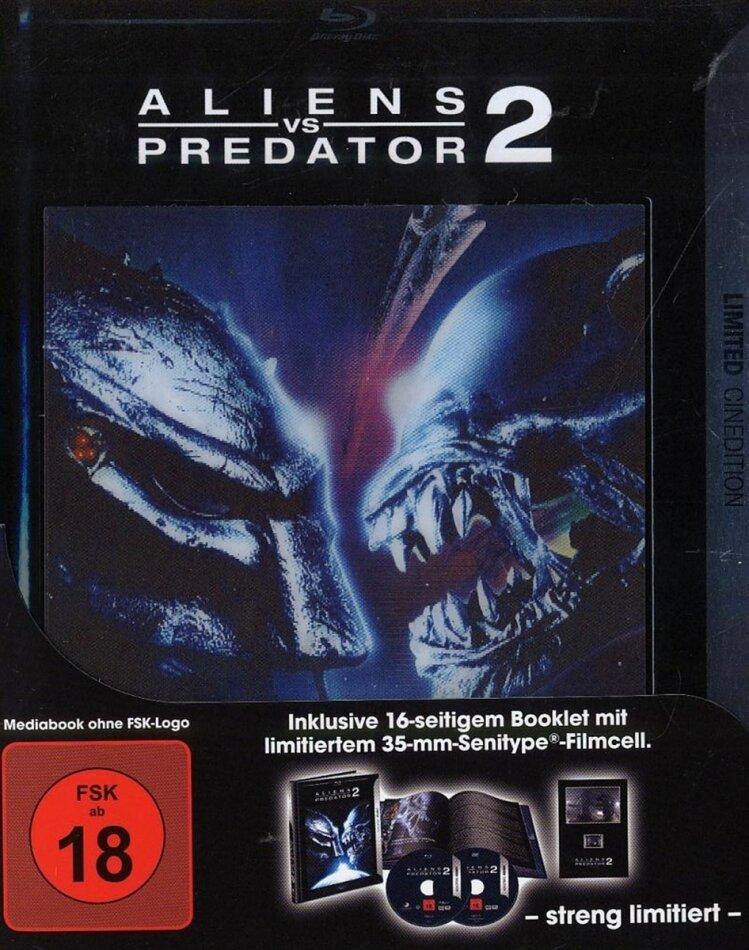 Aliens vs. Predator 2 - (Limited Cinedition) (2007)