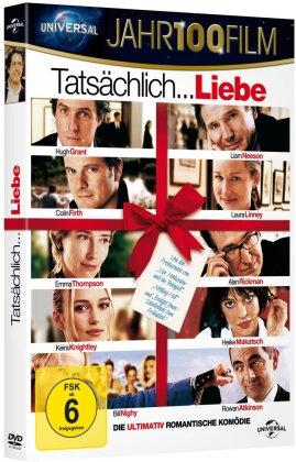 Tatsächlich... Liebe (2003) (Jahrhundert-Edition)