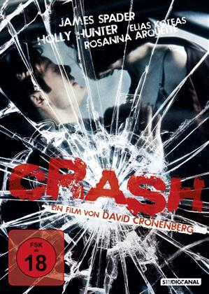 Crash (1996) (Riedizione)