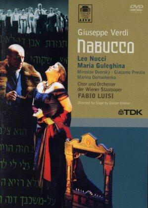 Wiener Staatsoper, Fabio Luisi, … - Verdi - Nabucco (TDK)