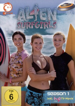 Alien Surfgirls - Lightning Point - Staffel 1 (4 DVDs)