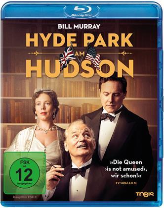 Hyde Park am Hudson (2012)