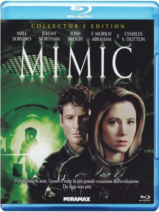 Mimic (1997) (Collector's Edition, 2 Blu-rays + DVD)