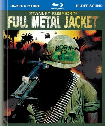 Full Metal Jacket (1987) (25th Anniversary, Digibook)