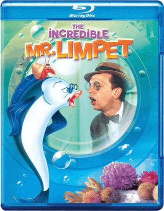 The Incredible Mr. Limpet (1963) (Remastered)