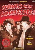Quinto non ammazzare! - The Suspect (1944) (1944)