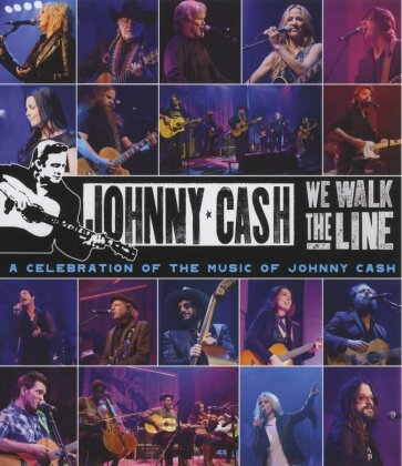 Various Artists - We Walk the Line (A Celebration of the Music of Johnny Cash)