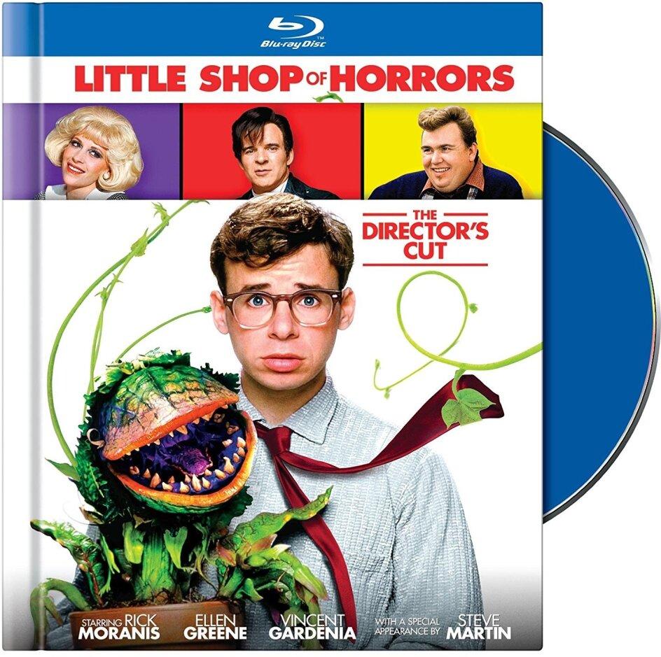 Little Shop of Horrors (1986) (Digibook, Director's Cut)