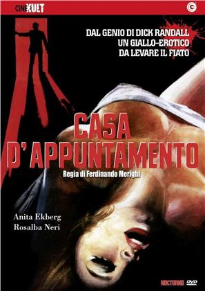 Casa d'appuntamento (1972) (Collana CineKult, Riedizione)