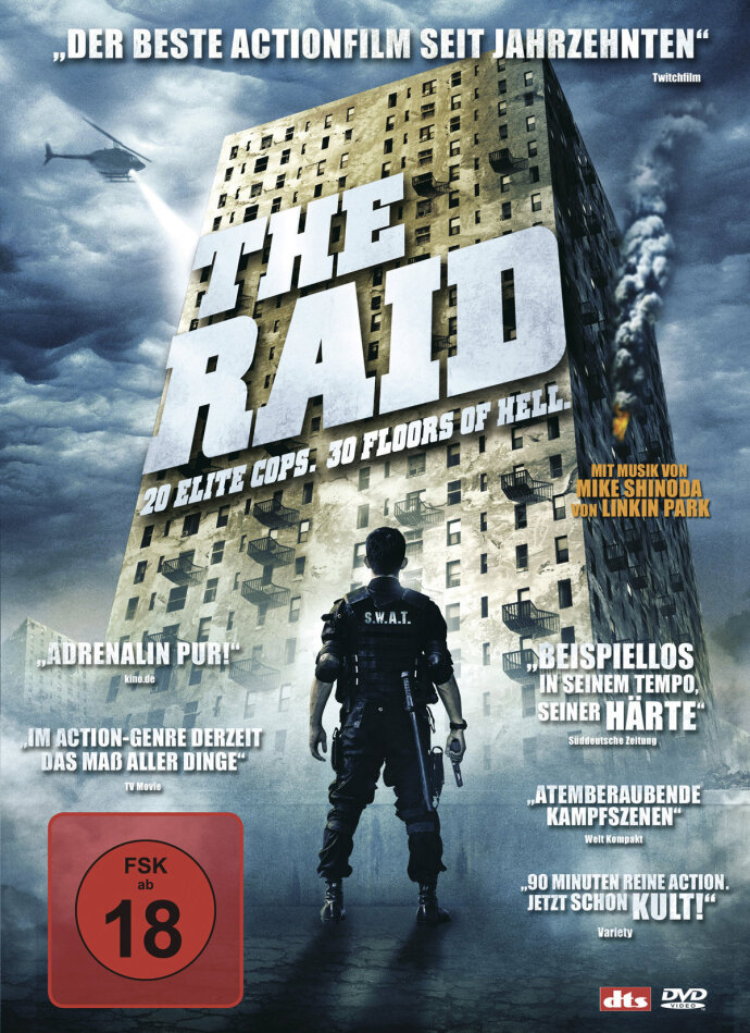 The Raid - Redemption (2011)