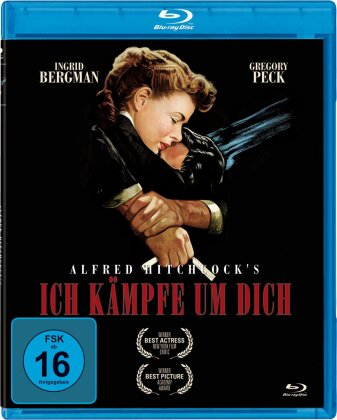 Ich kämpfe um dich - Alfred Hitchcock (1945) (s/w)