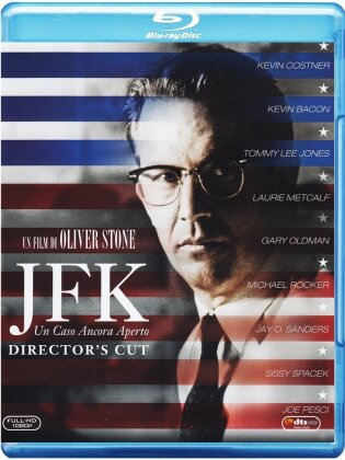 JFK - Un caso ancora aperto (1991) (Director's Cut)