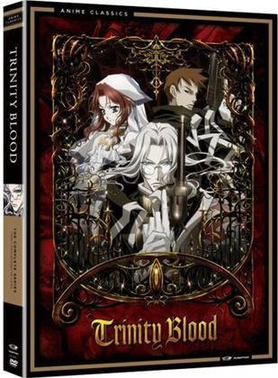 Trinity Blood - The complete Series (4 DVDs)
