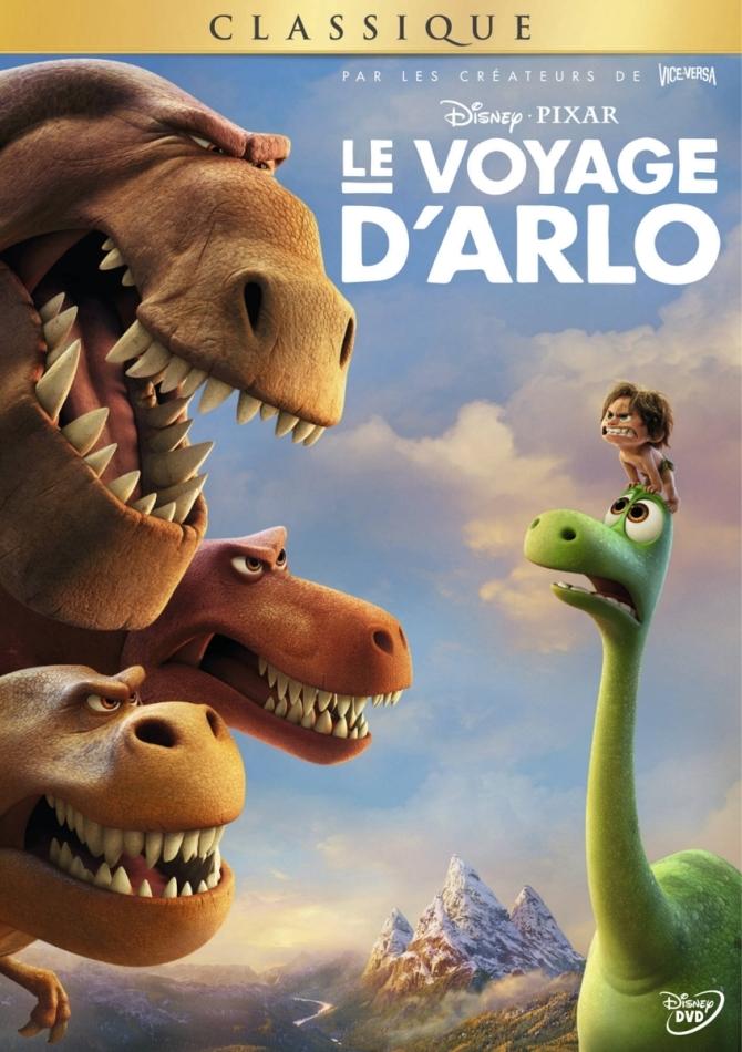 Le voyage d'Arlo (2015) (Classique)