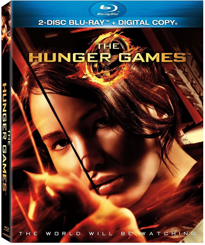 The Hunger Games (2012) (2 Blu-rays)