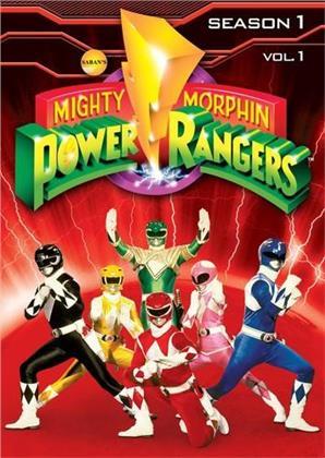 Mighty Morphin Power Rangers - Season 1.1 (3 DVDs)