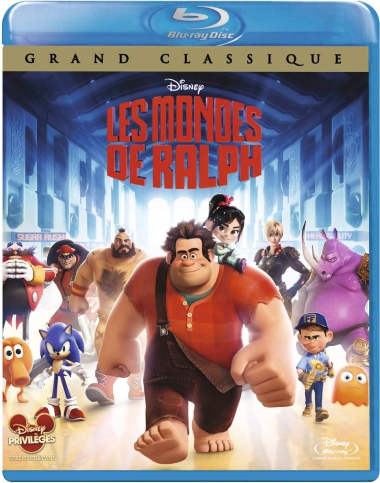 Les mondes de Ralph (2012) (Grand Classique)