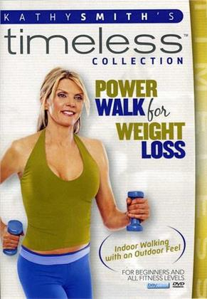 Kathy Smith's Timeless Collection - Power Walk for Weight Loss