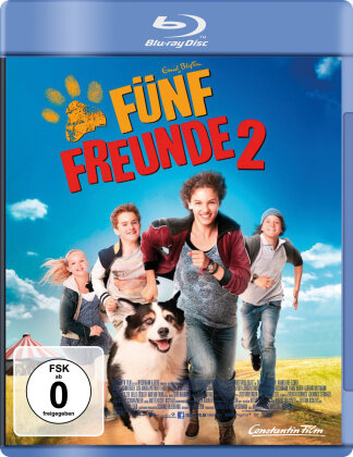 Fünf Freunde 2 (2013)