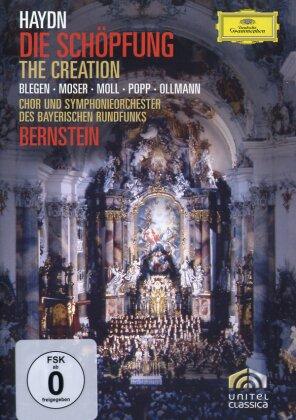 Bayerisches Rundfunkorchester, Leonard Bernstein (1918-1990), … - Haydn - Die Schöpfung (Deutsche Grammophon, Unitel Classica)