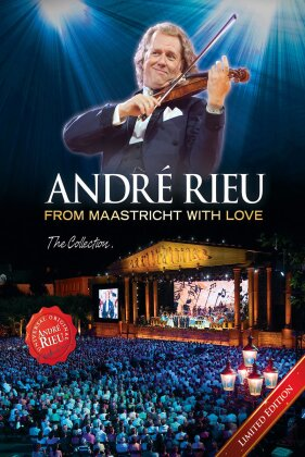 André Rieu - From Maastricht with Love - The Collection (Limited Edition, 6 DVDs)