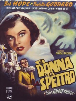 La donna e lo spettro - The ghost breakers (1940)