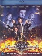 Les trois Mousquetaires - The Three Musketeers (2011)
